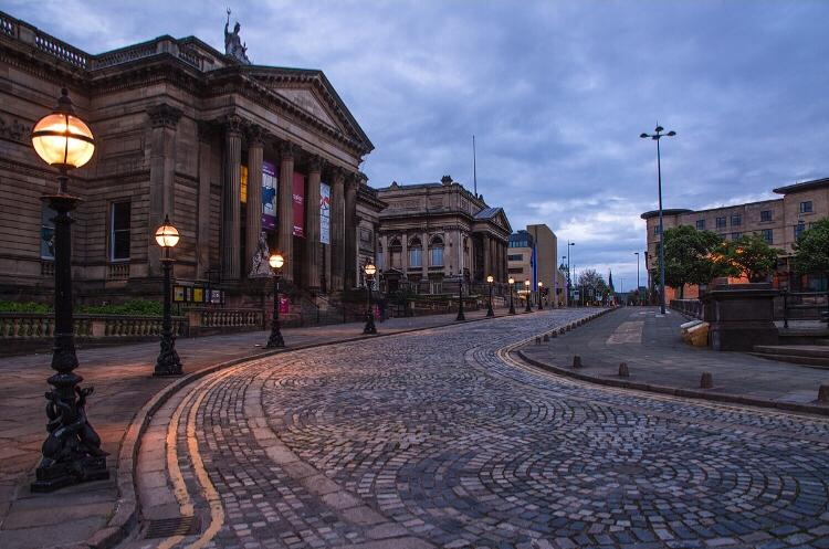 Walker Art Gallery : Liverpool