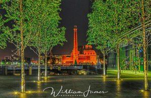 Albert Dock Liverpool : Copyright William James Photography
