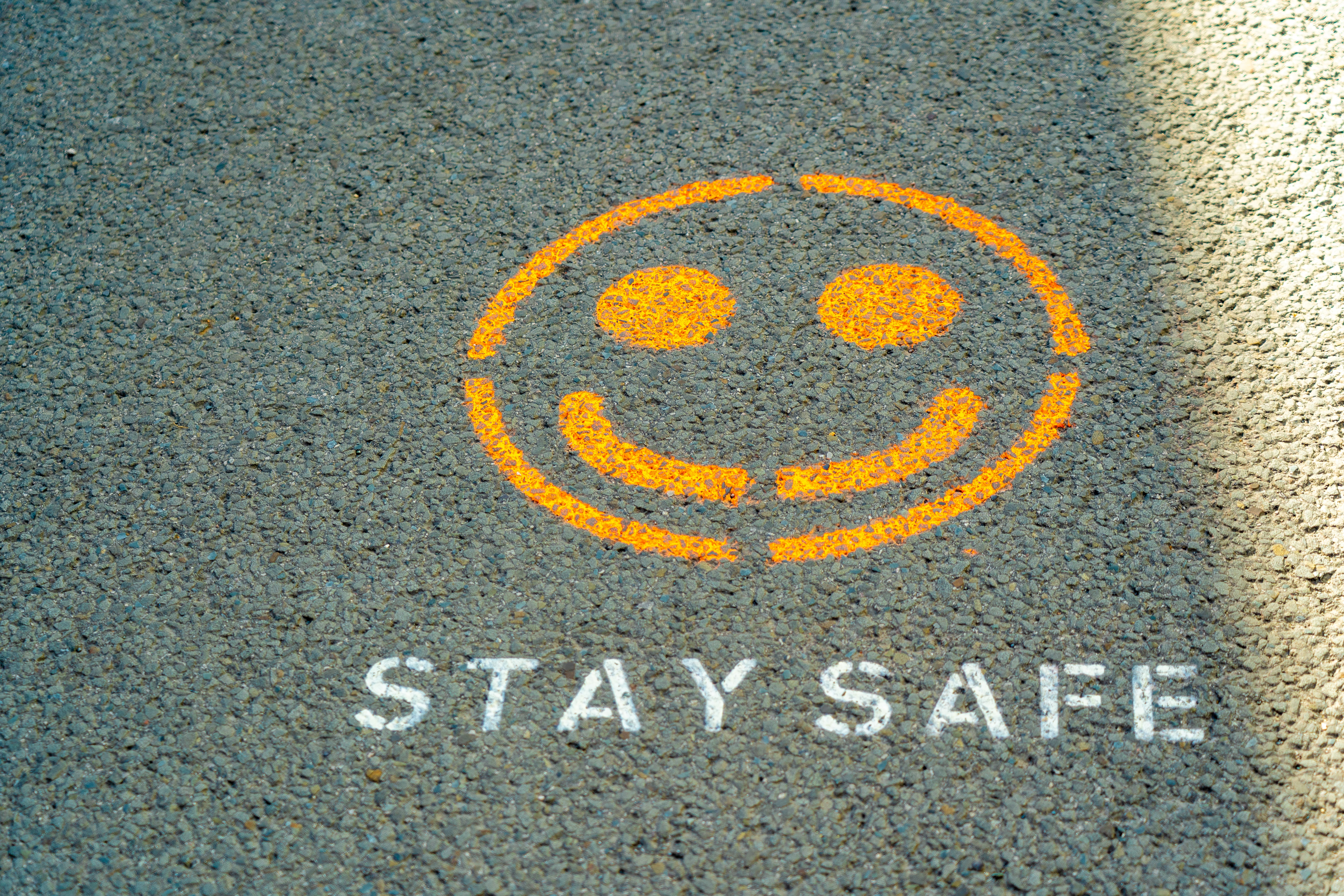 Stay Safe Logo : Covid safety precautions at Breeze Guest House Liverpool